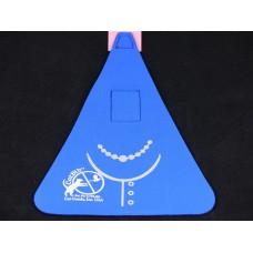 Royal Blue Necklace Regular Bib