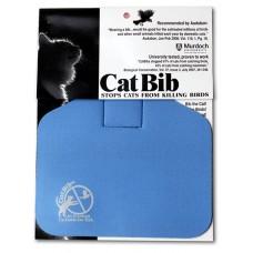True Blue Big Bib
