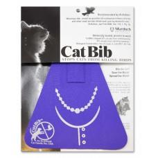 Purrple Necklace Regular Bib