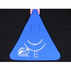 Royal Blue Necklace Regular Bib