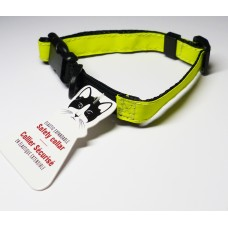 Hi-Vis Yellow Collar