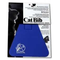 Royal Blue Regular Bib